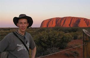 Lezing Twan Linders Mijn reizen naar Australië